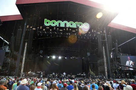 Getty Bonnaroo Festival