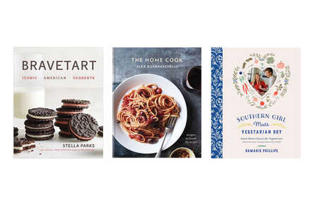 Best Cookbooks of 2017