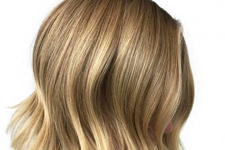 Strandlighting Hair Color