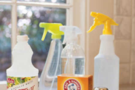 Home Tips: Cleaning Tools and Tricks