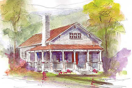 Whisper Creek House Plan