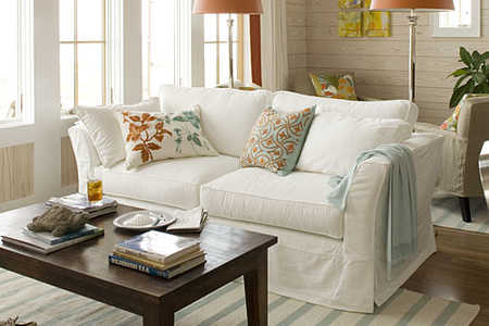 Southern Living Texas Idea House Living Room