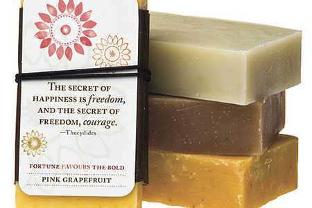 Southern Gift Ideas: All-Natural Soap