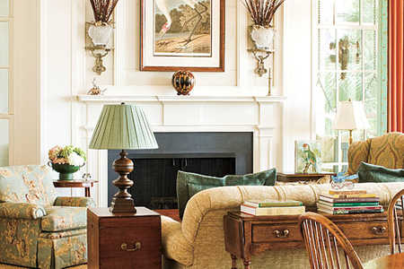 Living Room Decorating Ideas Southern Living New Southern Living Rooms