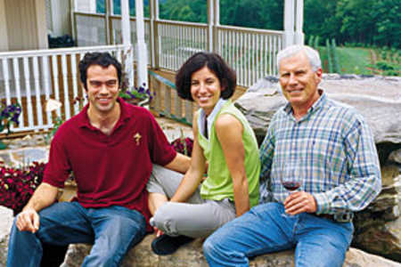 picture of Frogtown Cellars Kritzer Family