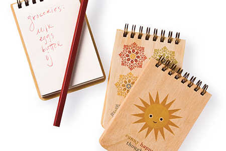 Gift Ideas for Her: Southern-made Goods for the New Year: Jotters