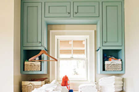 Use a Serene Color Palette for Organization