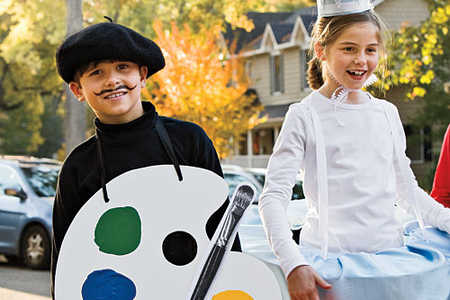 Children's Halloween Costumes
