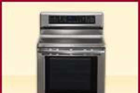 Kitchen Aid Single Electric Oven