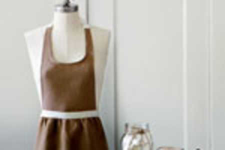Ice Milk Heirloom Aprons