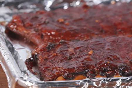 Cheat Ribs in the Oven