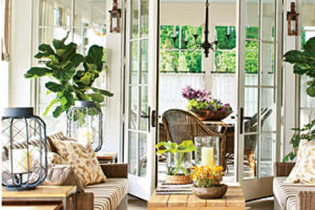 Decorating Tips for Porches