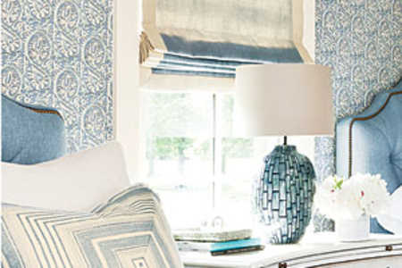 The Right Height for Bedside Lamps
