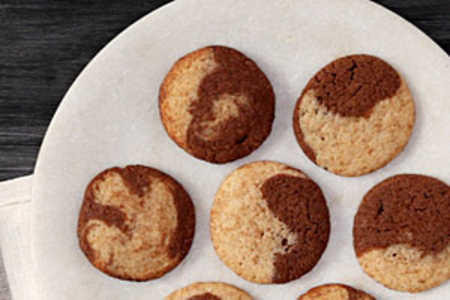 Marble Snickerdoodles