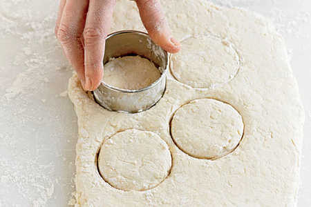 Step 4: Cut Dough