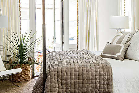 Palmetto Bluff Creating a Restful Master Bedroom