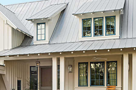 Palmetto Bluff Pros and Cons of Metal Roofing