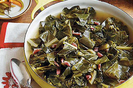 The Best Way to Cook Collards