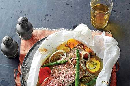 How to Make Fish en Papillote