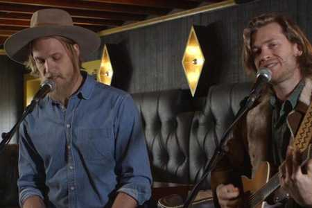 "Jamestown Revival: ""California (Cast Iron Soul)"""
