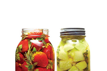 How To Pickle Fruit