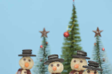 Rice Krispie Snowmen Video Image