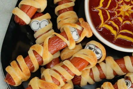 Mummy Dogs