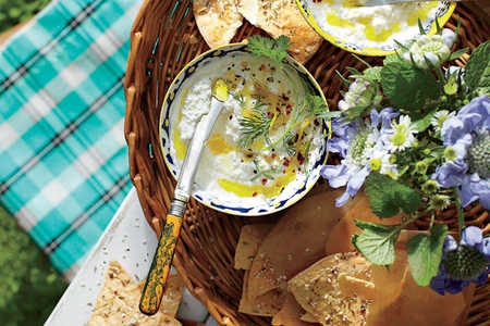 Buttermilk-Ricotta Cheese Dip