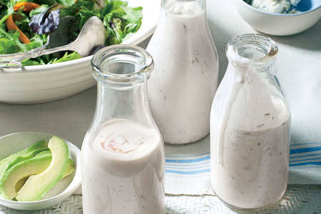 Herbed Buttermilk Ranch Dressing