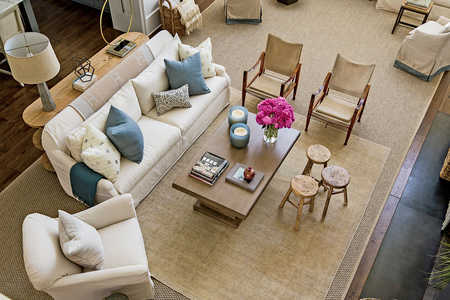 Living Room: The Space