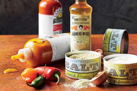 Food Awards 2015 Condiment Winners