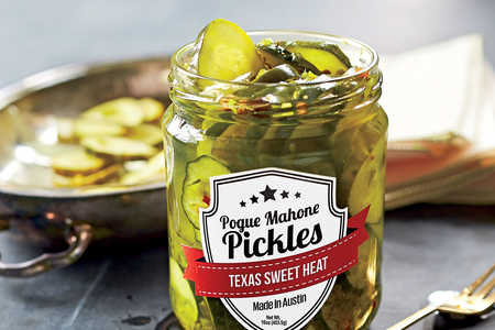 Food Awards 2015 Pickles