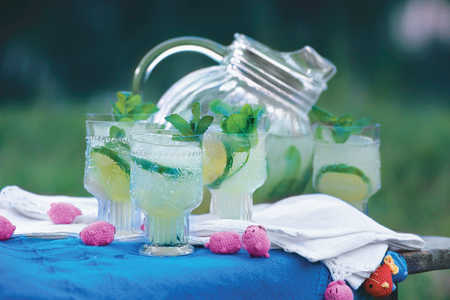Tequila Mojitos