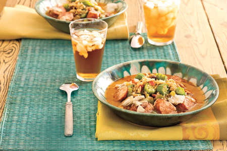Quick and Easy Southern Recipes: Easy Chicken Gumbo
