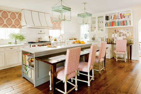 Updated Traditional Kitchen