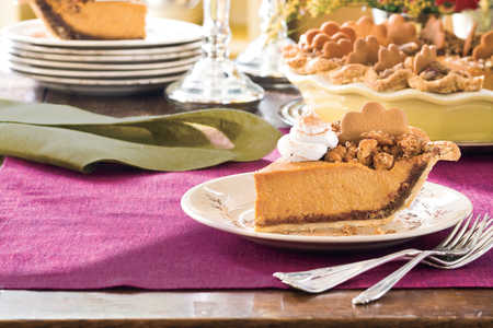Pumpkin Pie Recipes