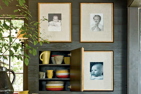 Budget Decorating Ideas: Revisit Your Family Archives