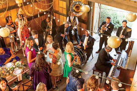 Step Inside Southern Living's Barn Bash Photo