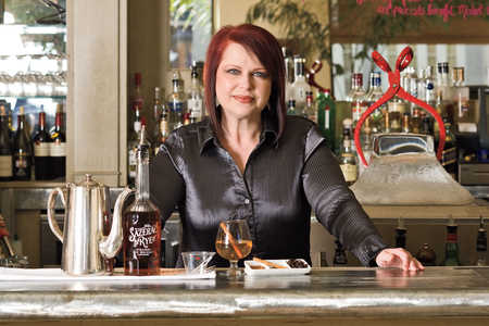 Cocktail Recipes: Tootsie's Toddy