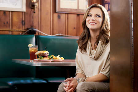 Dishing with Martina McBride