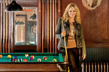 Country Music Singer: Miranda Lambert