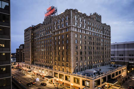 The Peabody Hotel Wedding Venue