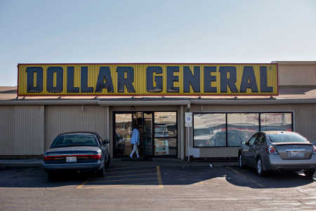 Getty Dollar General Store