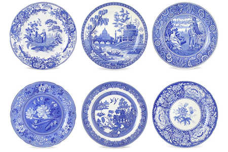 Spode Blue Room