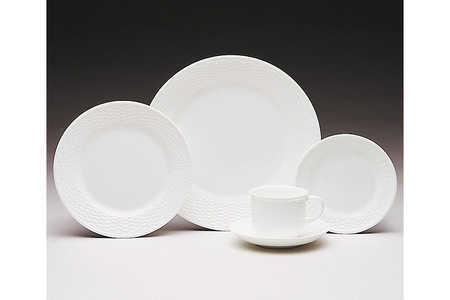 White China Patterns