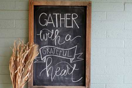 Write a Chalkboard Message