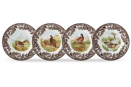 Spode 'Woodland Bird'