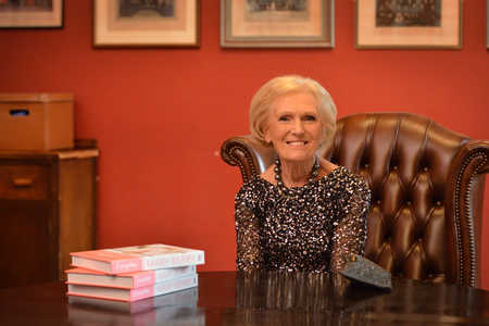 Mary Berry Books