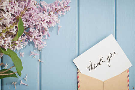 Southern Living Thank-You Note