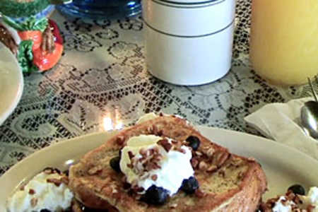 Colonial Pancake House French Toast